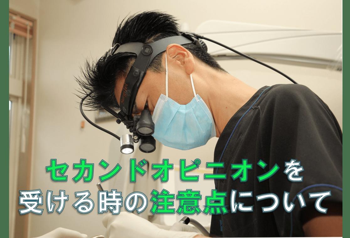 群馬 前橋 歯 治療 セカンドオピニオン